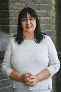 """Линда Ауанис, основател и председател на Сдружение """"Съвет на жените бежанки в България"""""""
